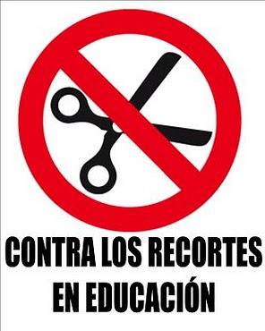 ¡NO A LOS RECORTES!
