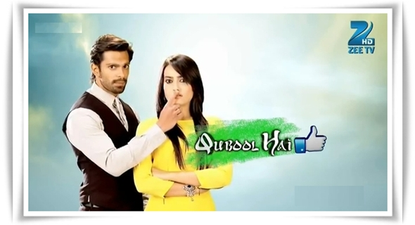 Qubool Hai 23th July 2013 full Episode