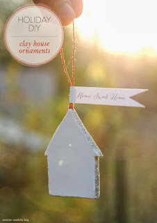 http://creaturecomfortsblog.com/home/2012/12/13/diy-simple-neighborly-clay-house-ornament-gifts.html