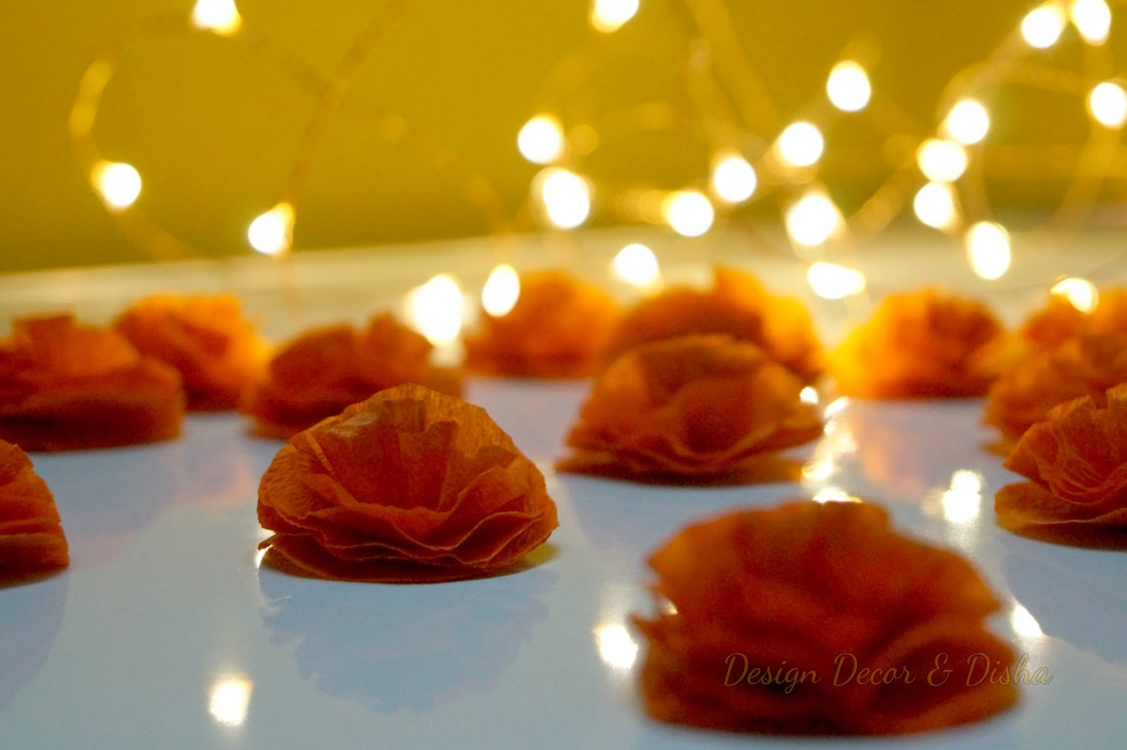 Design Decor Disha An Indian Design Decor Blog Last Minute Diwali Diy Home Decor Ideas