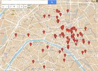 La carte du bon café à Paris