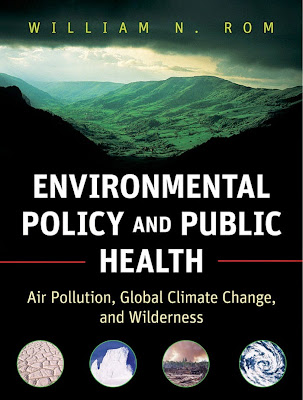 Environmental Policy and Public Health: Air Pollution, Global Climate Change, and Wilderness - Free Ebook Download