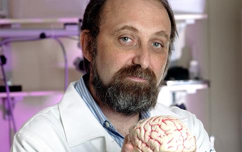 Neuroscientist Miguel Nicolelis