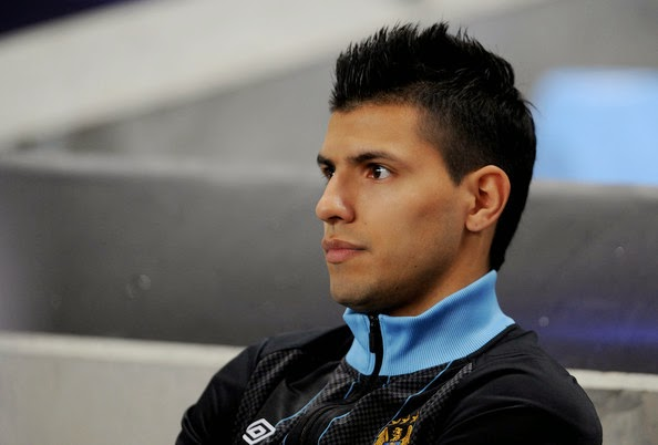 Sergio Aguero Hairstyle Luxurious Wodipcom - Aguero haircut name