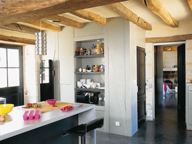 Eliane sampaio interiores modernas casas de campo antigas for Casa moderna ud