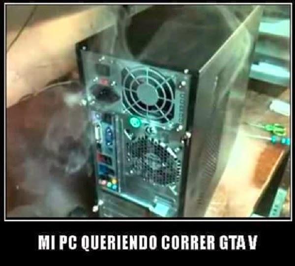 Pobre mi PC