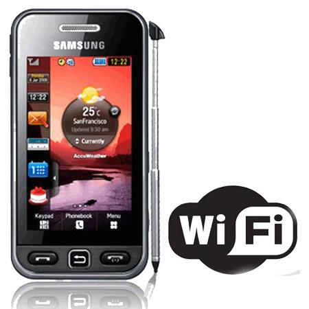 Cellulare Samsung 5230 Star Wi-fi