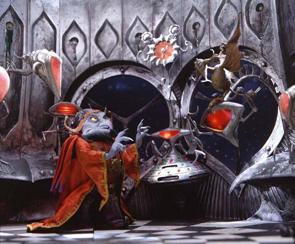 Het Verzameloord Gerry Anderson 23 24 Lavender Castle 1999