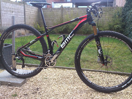 BMC team elite TE01 (XTR, carbon wheels DT Swiss XCR 1350)