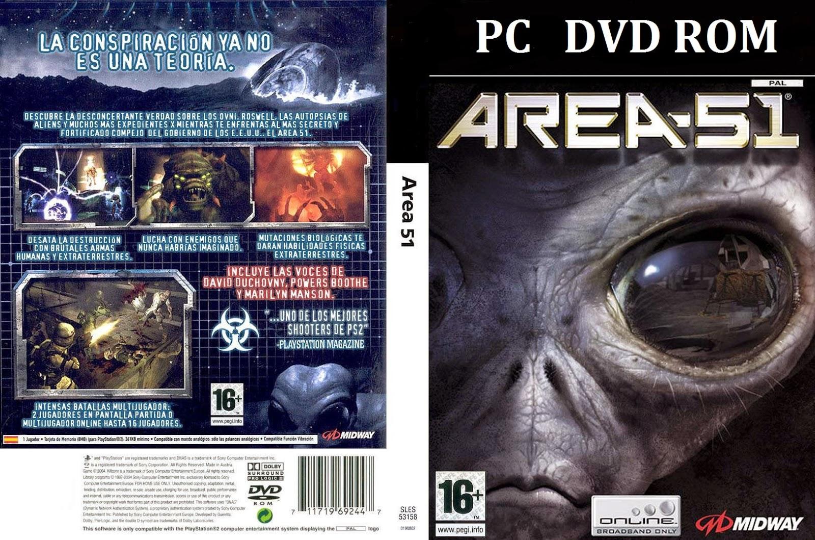 تحميل لعبة Area 51