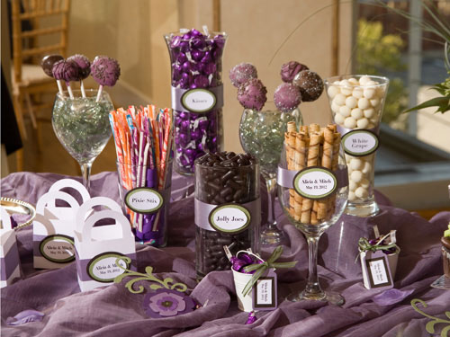 Candy or Dessert Buffet by Dollar Tree