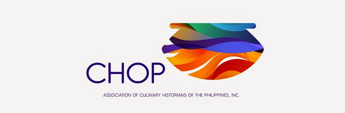 Culinary Historians of the Philippines (CHOP)