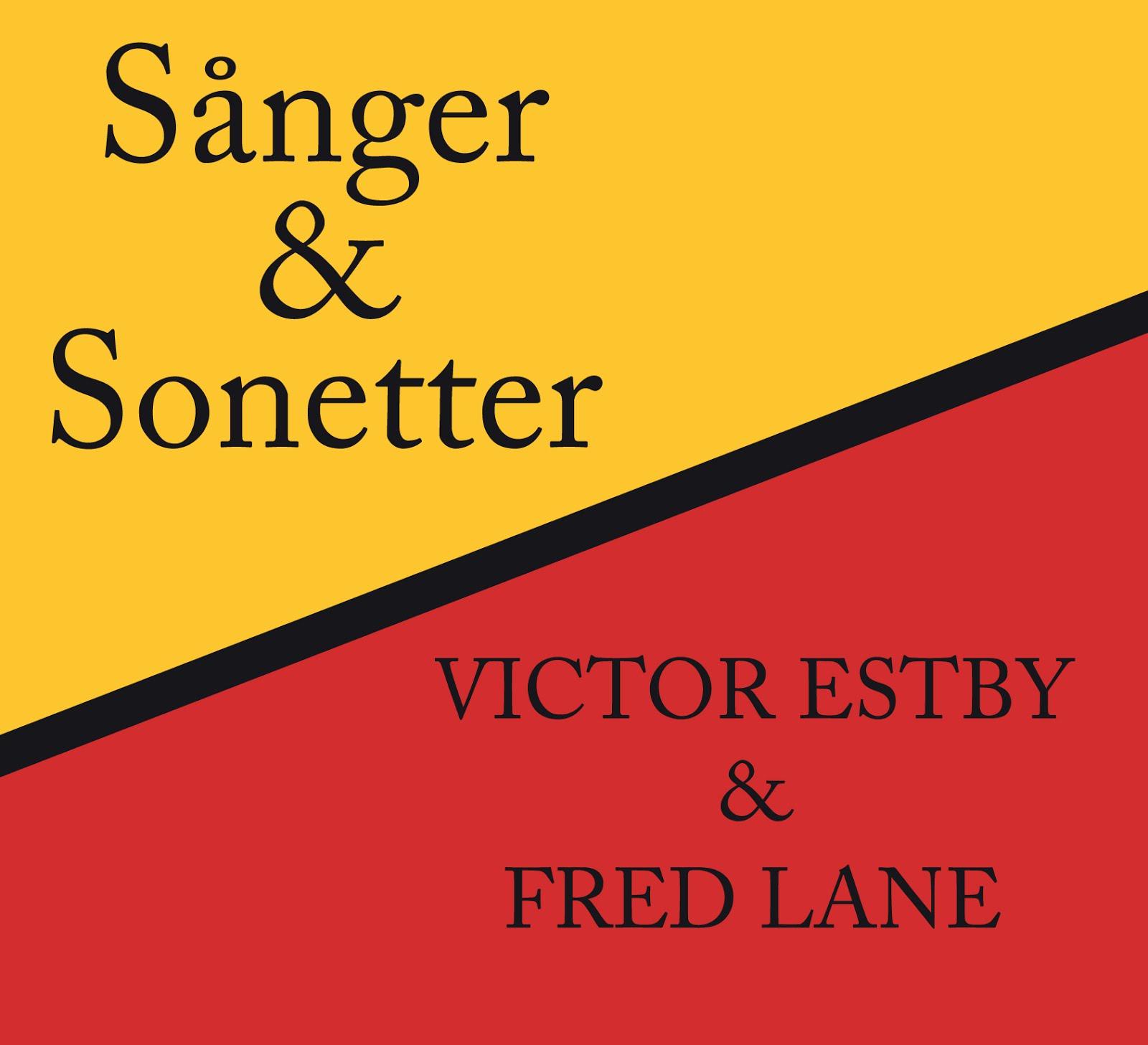 Min och Fred Lanes nya skiva