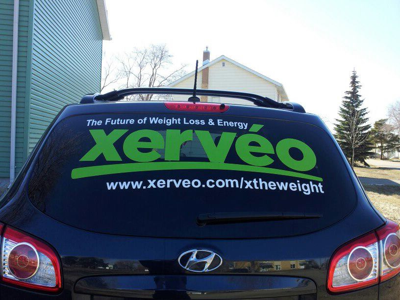 Vinyl Vehicle Lettering and Decals