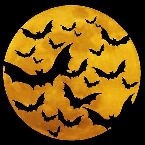 halloween-murciélago