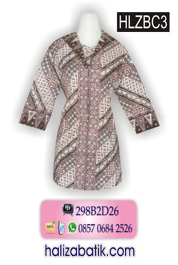 085706842526 INDOSAT, Baju Batik, Grosir Batik, Batik Modern, HLZBC3, http://grosirbatik-pekalongan.com/Blus-hlzbc3/