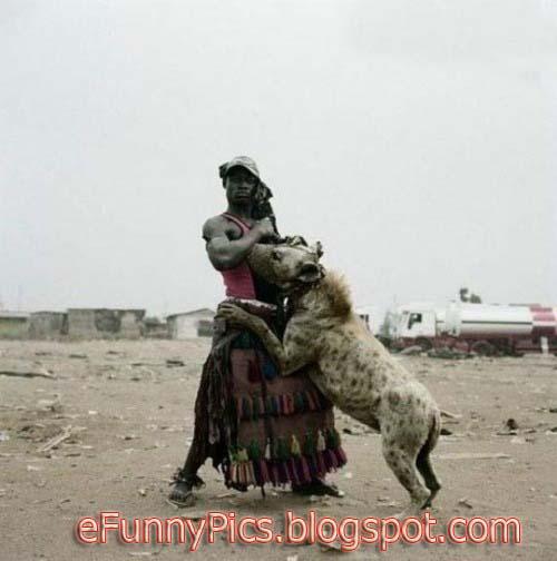 Pet in Africa