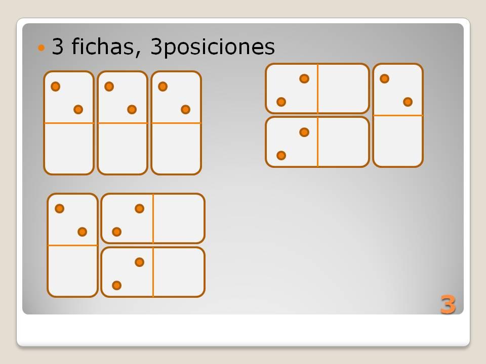 el dominó y la sucesión de fibonacci