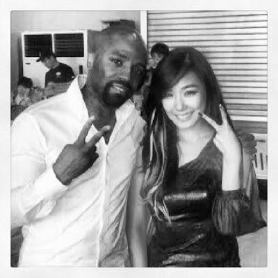 Tiffany SNSD & Teddy Riley