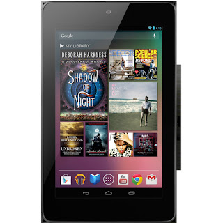 Harga Tablet Asus Nexus 7 WiFi 32 GB Hitam