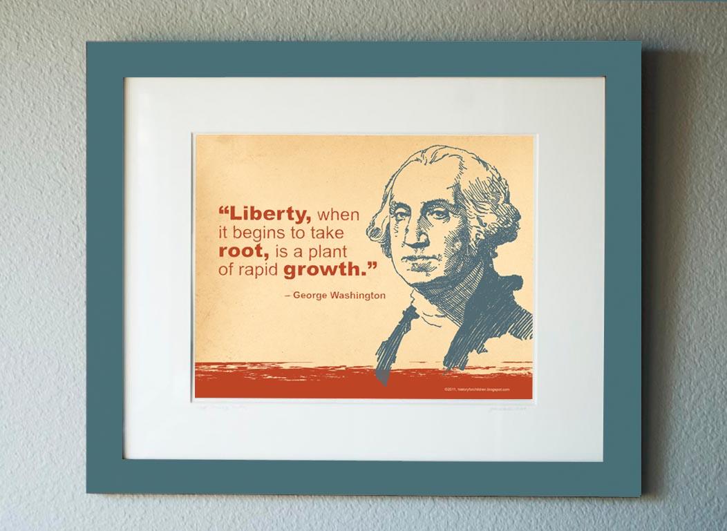 George Washington Quotes On Leadership Traffic Club