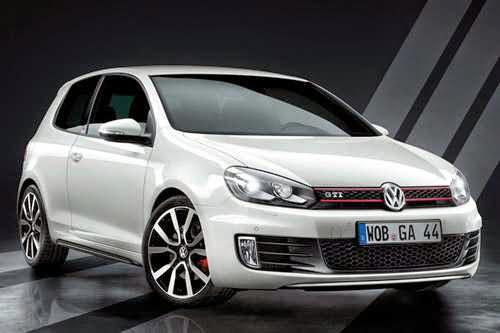 Gambar VW Golf GTI
