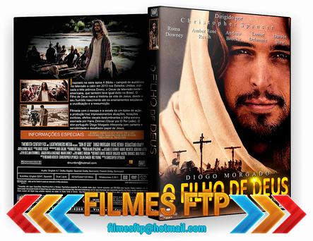 O Filho de Deus 2014 DVD-R