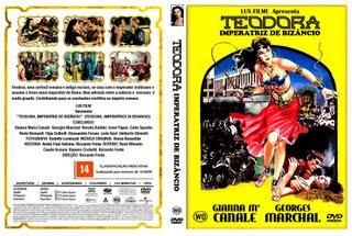 TEODORA - A IMPERATRIZ DE BIZÂNCIO