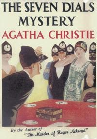 Book discussion with myself the seven dials mystery by agatha not one of agatha christies best efforts the true masterpieces of detective fiction are yet to come this features the same characters as the abysmal fandeluxe Choice Image