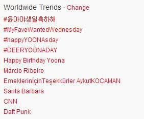 [ NEWS]  Yoona celebra su cumpleaños  Yoona+trends
