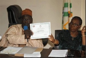 FG unveils new NYSC certificates