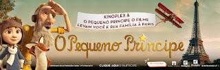 Promoção ''O Pequeno Príncipe E Kinoplex''