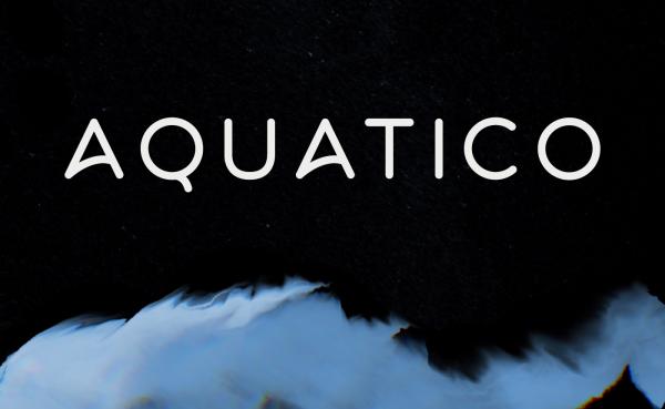 Download Font Terbaru dan Terbaik Januari 2016 - Aquatico Free Typeface