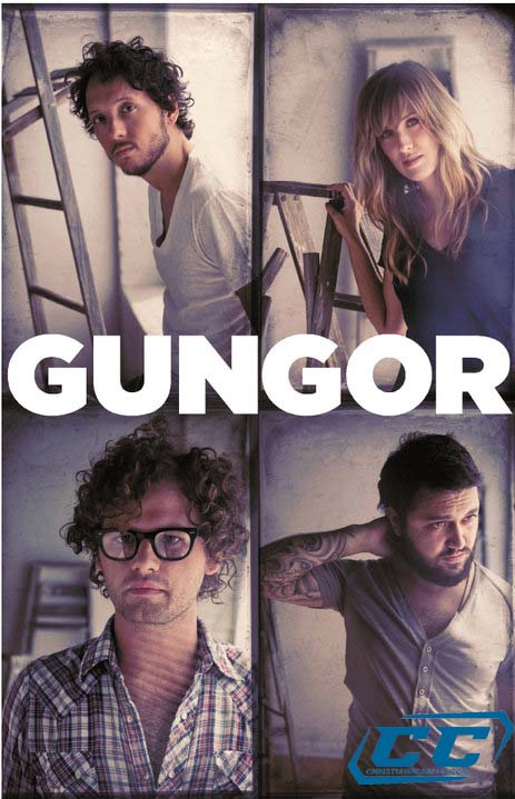 Gungor - Ghosts Upon The Earth 2011 biography and history