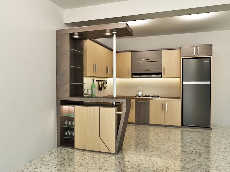 Interior Kitchen Set Malang Kitchen Set Malang