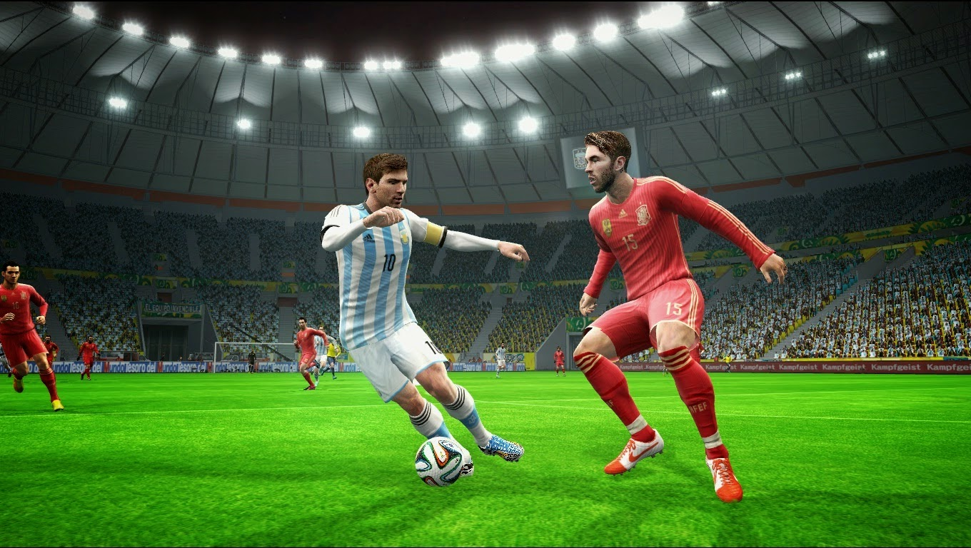 Update PES 2013 New Galaxy Patch 2013 v3.0