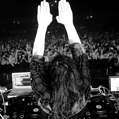 Skrillex, Grey Daze tour