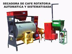 SECADORA DE CAFE ROTATORIA
