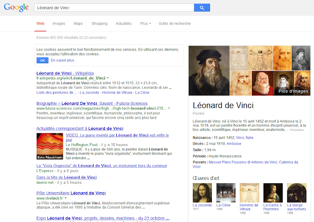 Google Hummingbird et le knowledge Graph