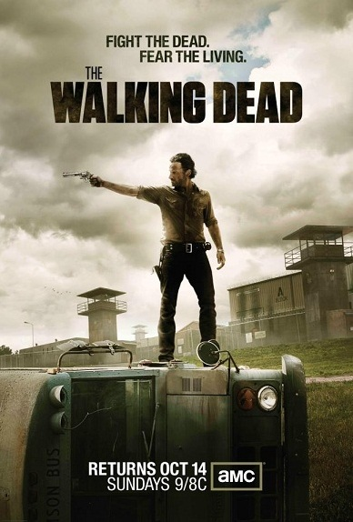 The Walking Dead 3×15 [HdTv-Avi] [Subtitulos Pegados] [FS]