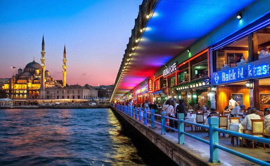 افضل 10 اماكن سياحية في اسطنبول