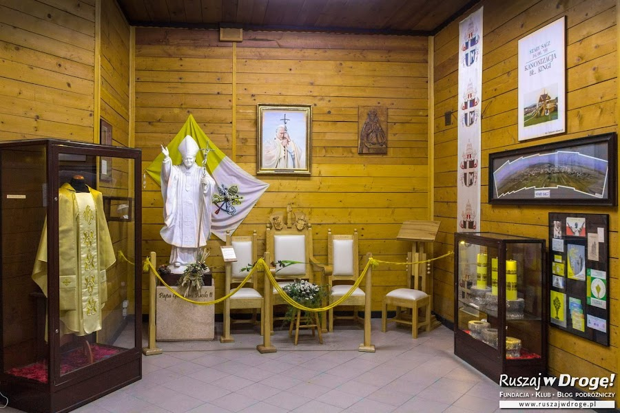 Stary Sącz - Muzeum Jana Pawła II