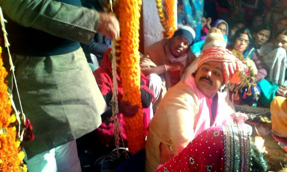 Pawan Singh Marriage