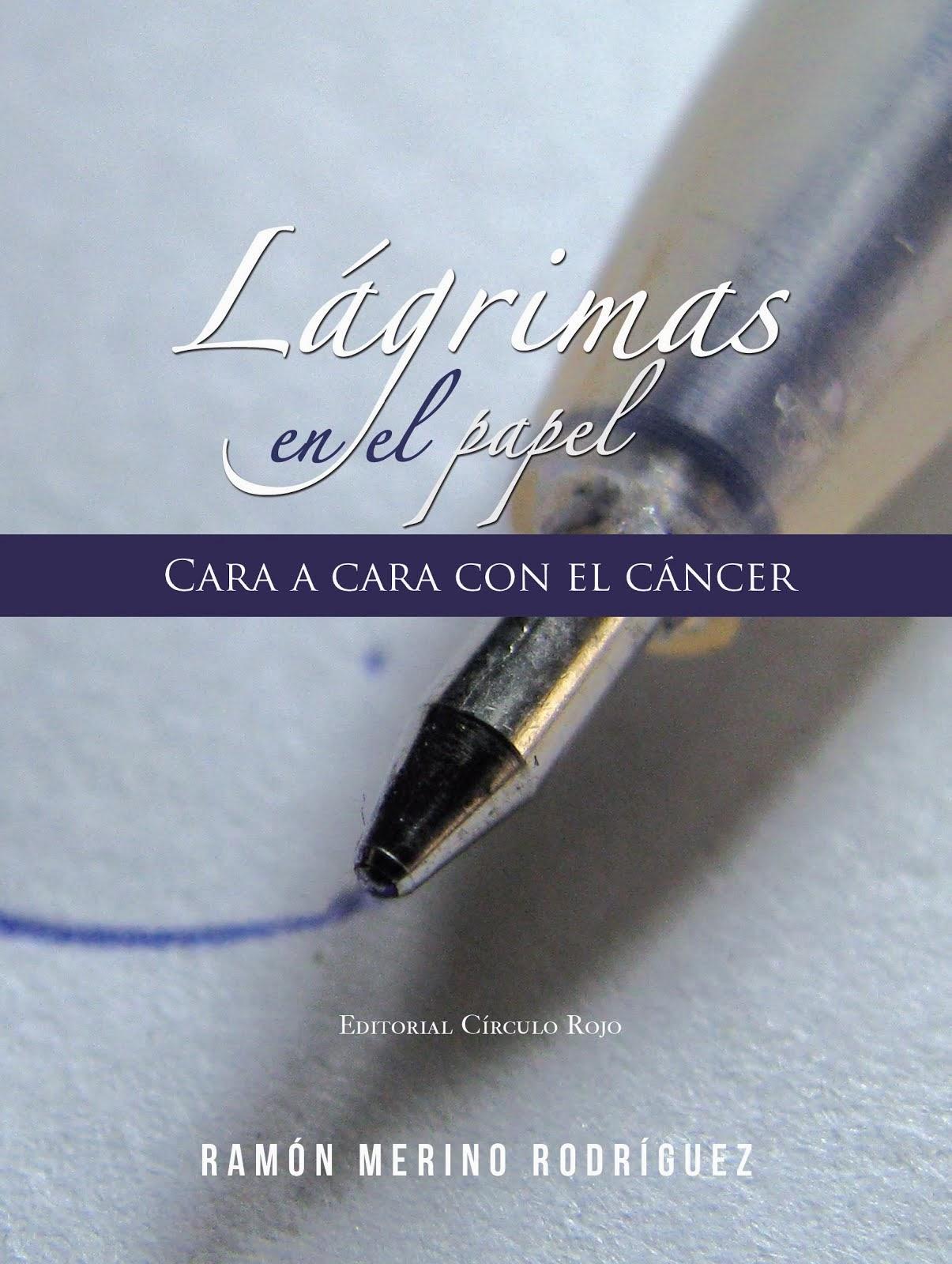 """Libro """"Lágrimas en el papel"""""""