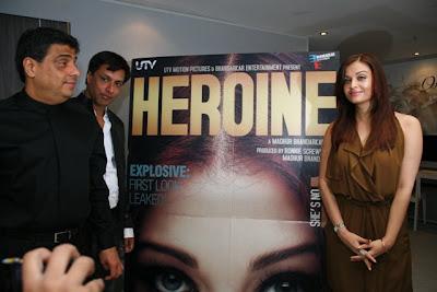 Aishwarya Rai Bachchan Heroine Movie
