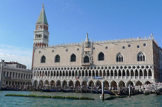 Słoneczne popołudnie w Wenecji i marzenia o Toskanii/Sunny afternoon in Venice and dreams about Tuscany