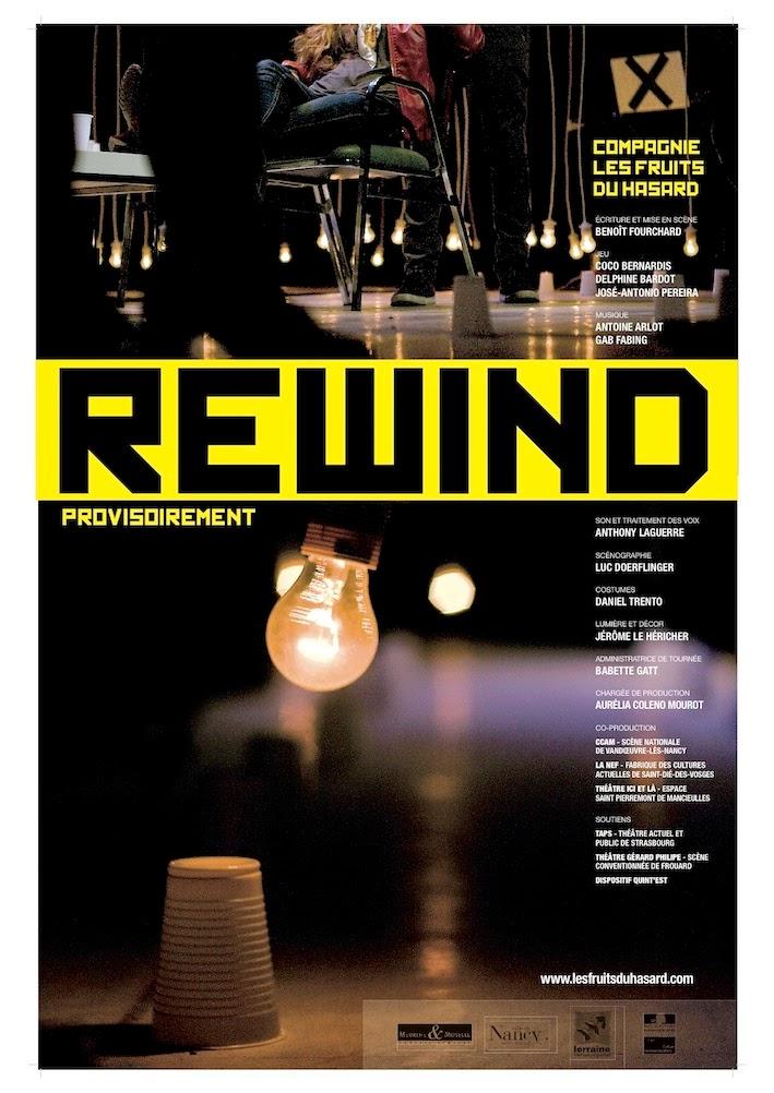 REWIND - création 2013/2014