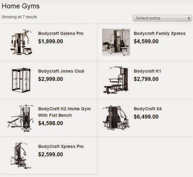 best exercise equipment for home