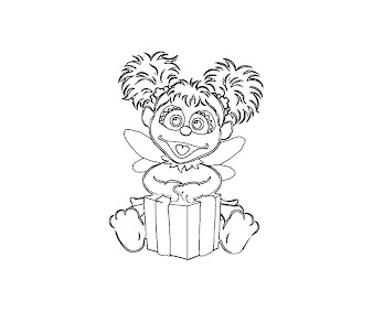 6 Abby Cadabby Coloring Page