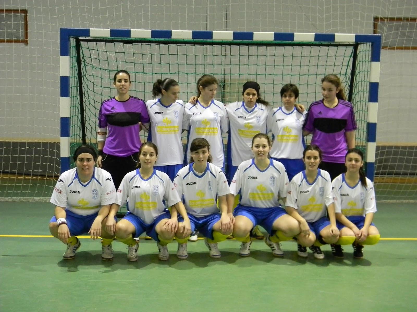 Última hora: El Mora F.S.F. jugará en el grupo cuarto ...